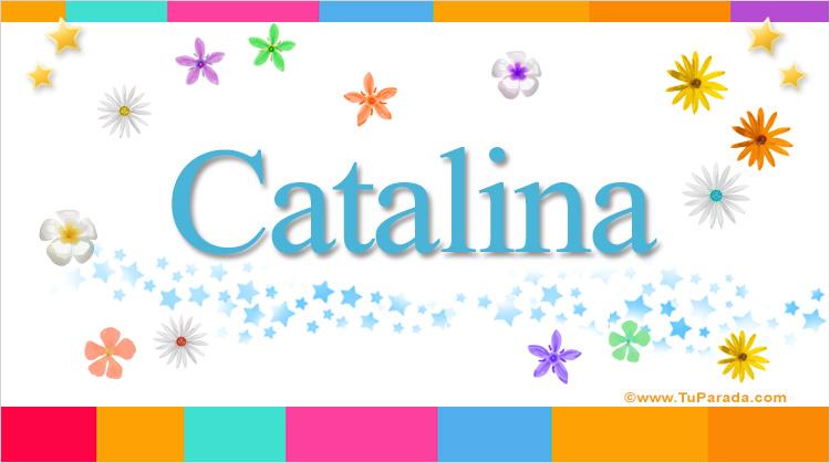 Catalina, imagen de Catalina