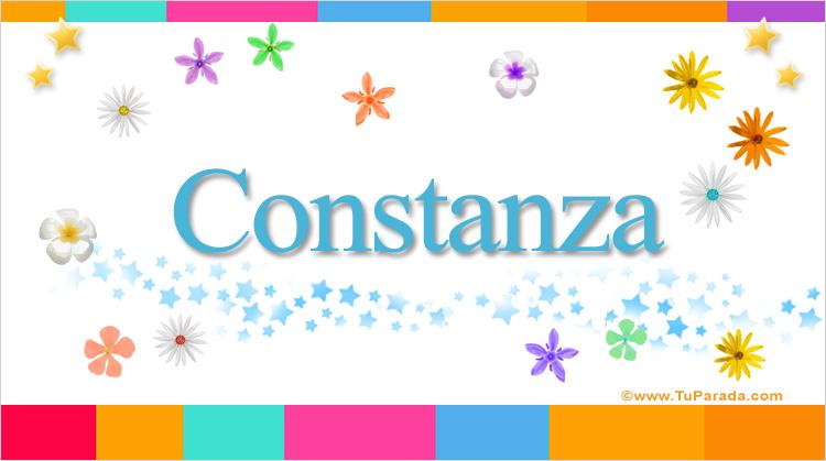 Constanza, imagen de Constanza