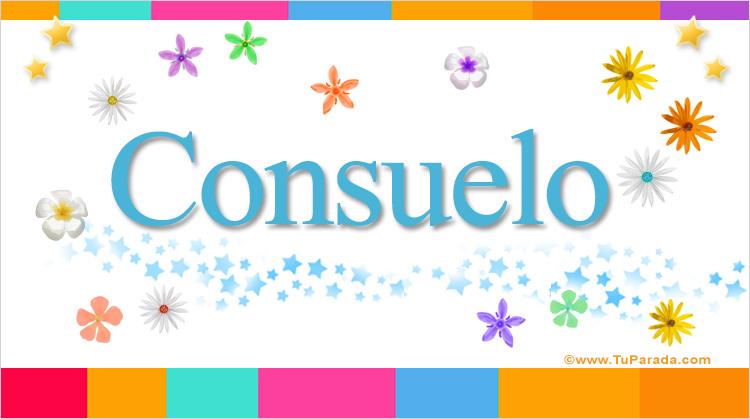 Consuelo, imagen de Consuelo