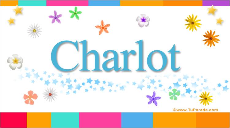 Charlot, imagen de Charlot