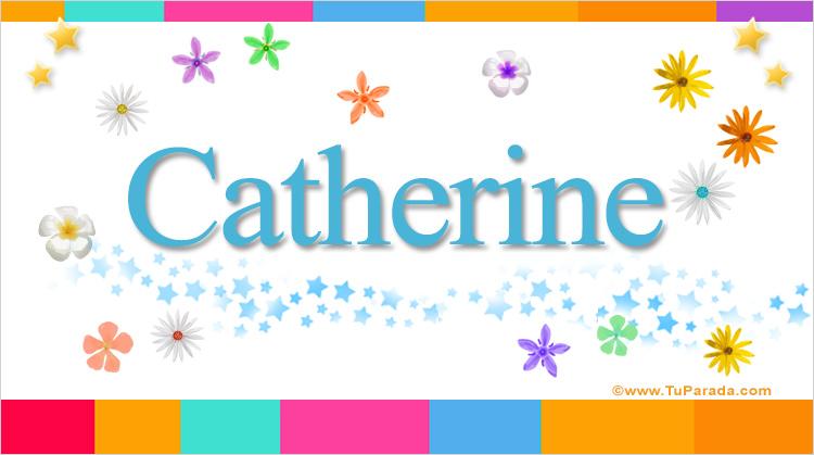 Catherine, imagen de Catherine
