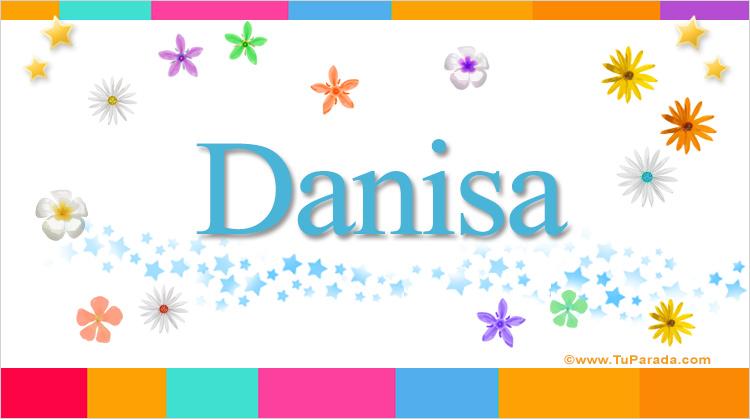 Danisa, imagen de Danisa