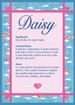 Origen y significado de Daisy