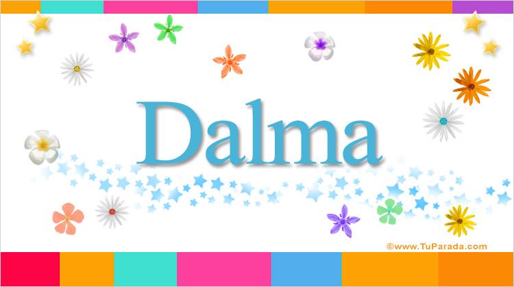 Dalma, imagen de Dalma