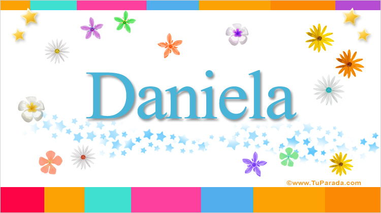 Daniela, imagen de Daniela
