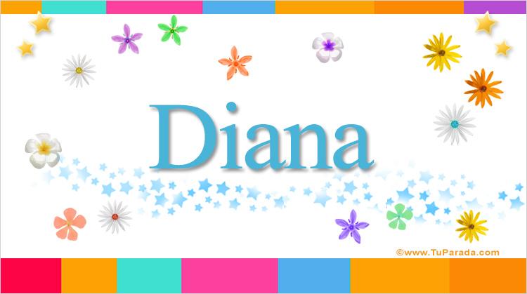 Diana, imagen de Diana