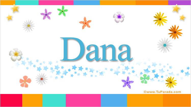 Dana, imagen de Dana