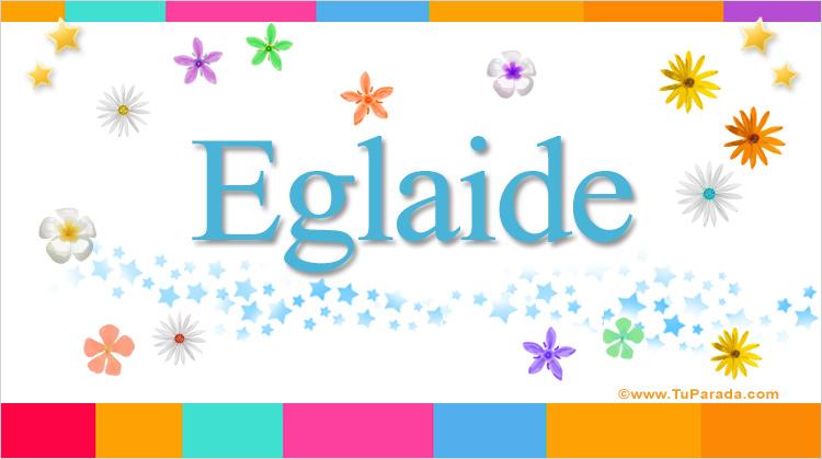 Eglaide, imagen de Eglaide
