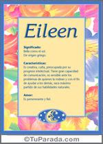 Nombre Eileen