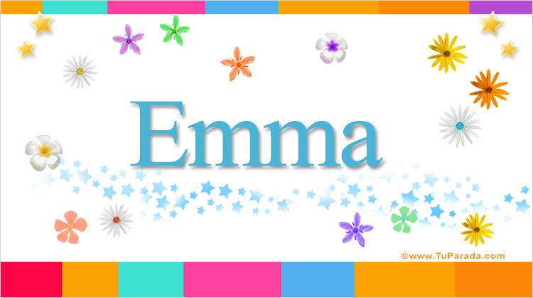 Emma, imagen de Emma