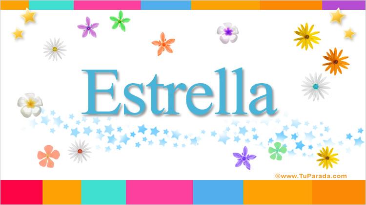 Estrella, imagen de Estrella