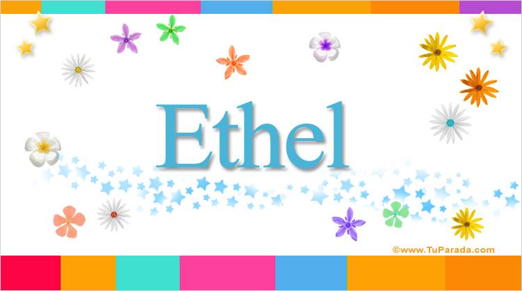 Ethel, imagen de Ethel