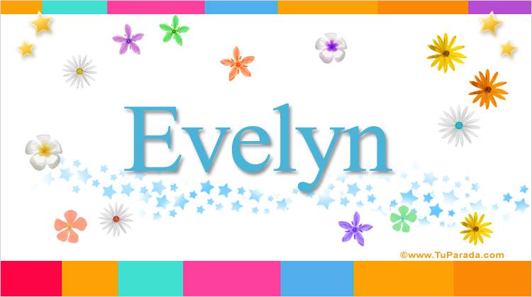 Evelyn, imagen de Evelyn
