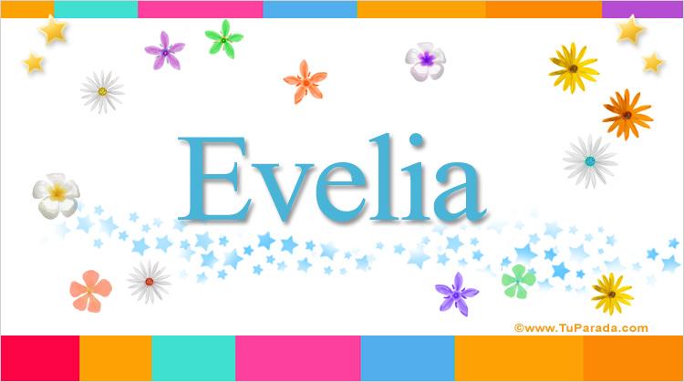 Evelia, imagen de Evelia