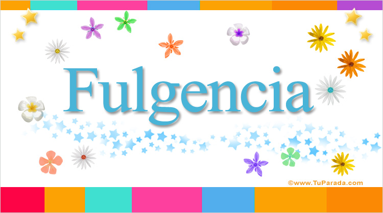 Fulgencia, imagen de Fulgencia