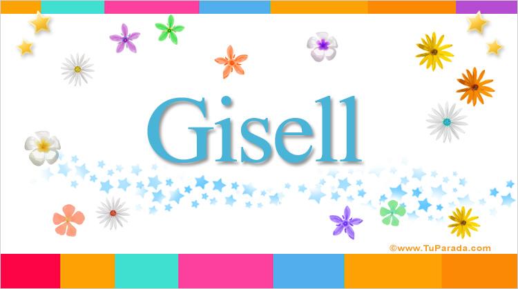 Gisell, imagen de Gisell