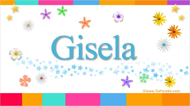 Gisela, imagen de Gisela