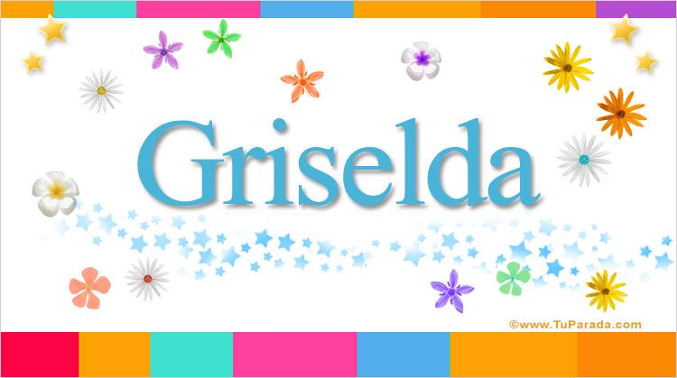 Griselda, imagen de Griselda