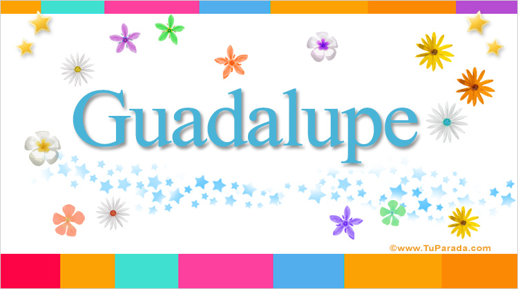 Guadalupe, imagen de Guadalupe