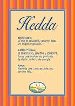 Nombre Hedda