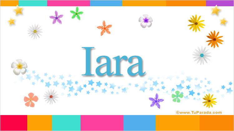 Iara, imagen de Iara