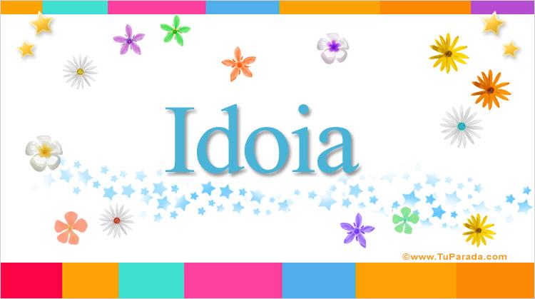 Idoia, imagen de Idoia