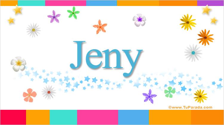 Jeny, imagen de Jeny