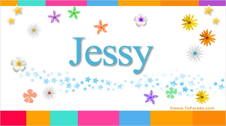 Jessy, imagen de Jessy