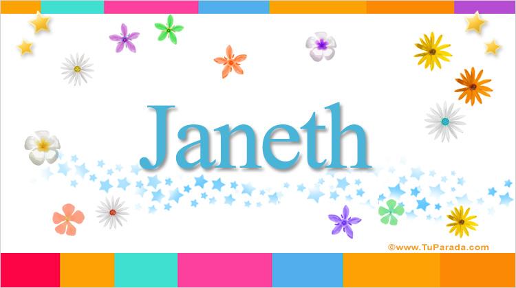 Janeth, imagen de Janeth