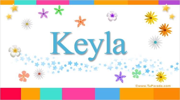 Keyla, imagen de Keyla