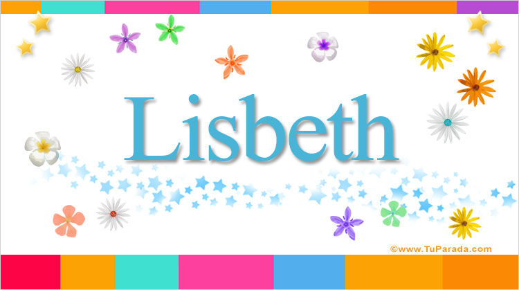 Lisbeth, imagen de Lisbeth