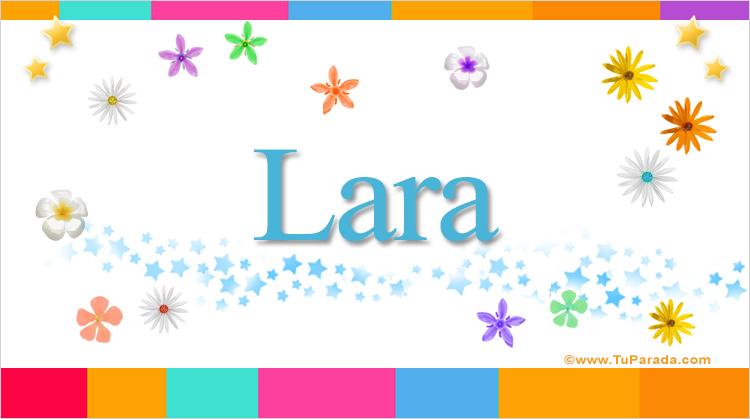 Lara, imagen de Lara