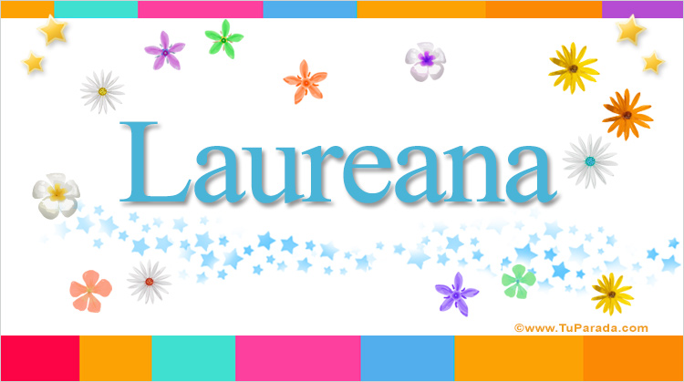Laureana, imagen de Laureana