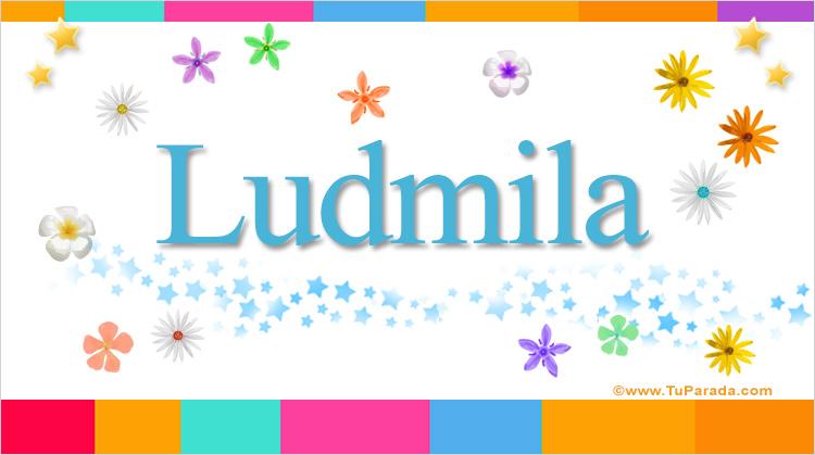 Ludmila, imagen de Ludmila