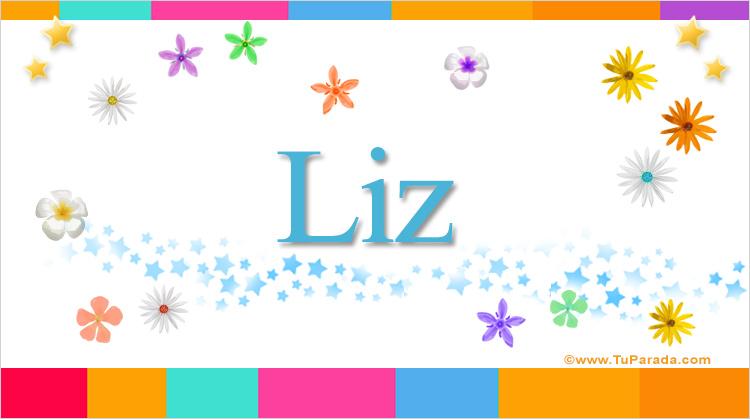 Liz, imagen de Liz