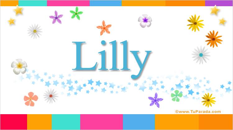 Lilly, imagen de Lilly
