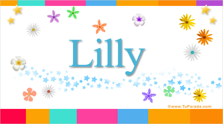 Lilly, imagen de Lilly