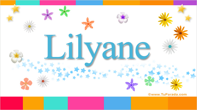 Lilyane, imagen de Lilyane
