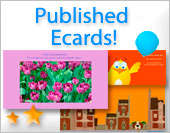 Greeting ecards: Published ecards