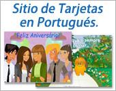 Tarjetas postales: Sitio de Tarjetas en Portugués