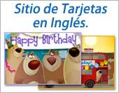 Tarjetas postales: Sitio de Tarjetas en Inglés