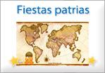 Tarjetas de Fiestas patrias