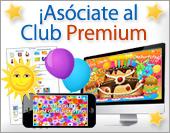 Tarjetas postales: Asóciate al Club Premium