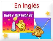 Tarjetas, postales: Inglés - Español
