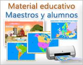 Tarjetas, postales: Educación