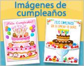 Tarjetas, postales: Imágenes cumpleaños