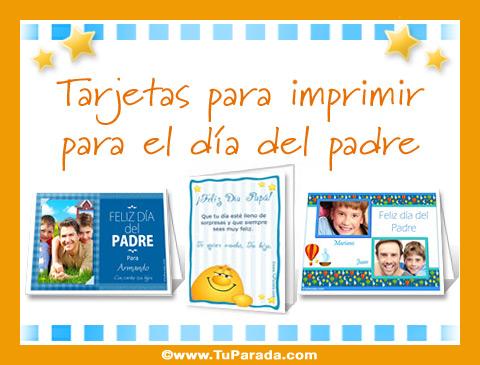 Tarjetas Del Dia Del Padre Padre Para Imprimir Imagui