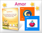 Tarjetas para imprimir de amor