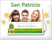 Tarjetas, postales: Día de San Patricio