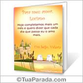 Cartões postais: Amor